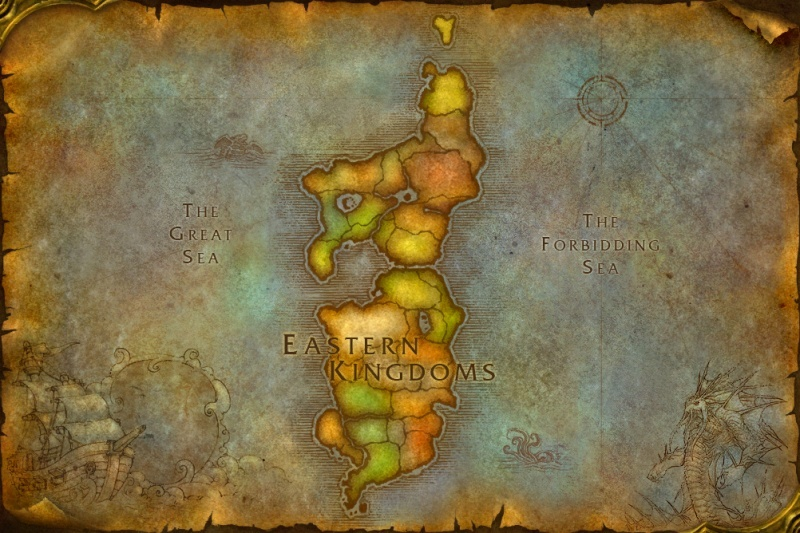 world of warcraft map level ranges. to the World of Warcraft