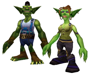 Goblin - WoWWiki - Your guide to the World of Warcraft