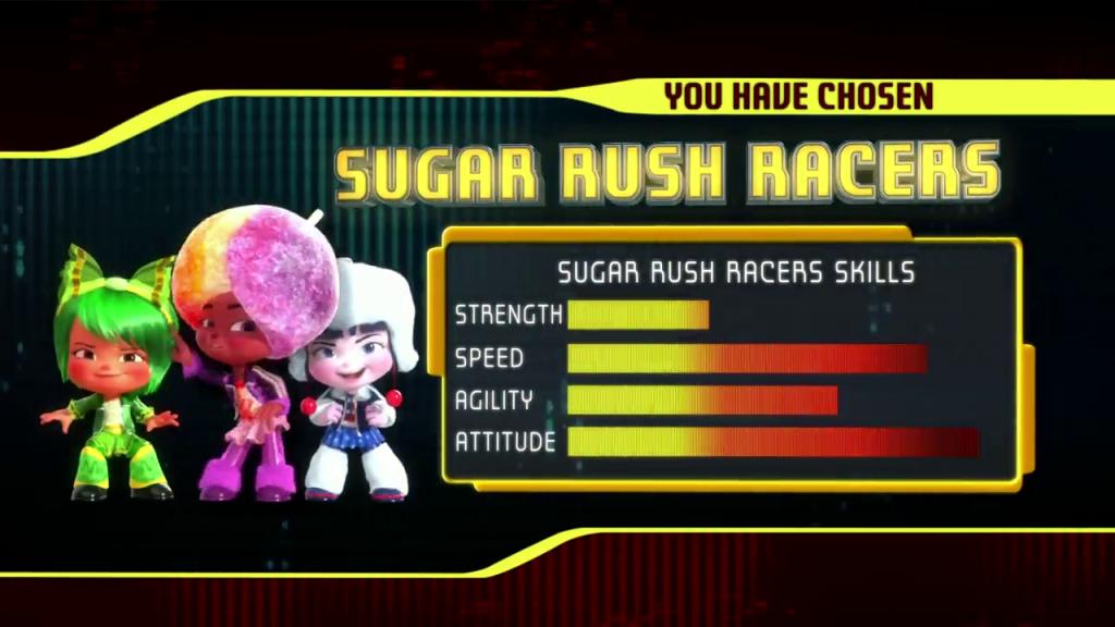 Wreck-It Ralph Sugar Rush Racers