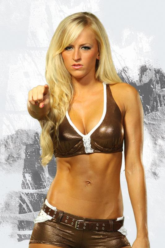 WWE Summer Rae