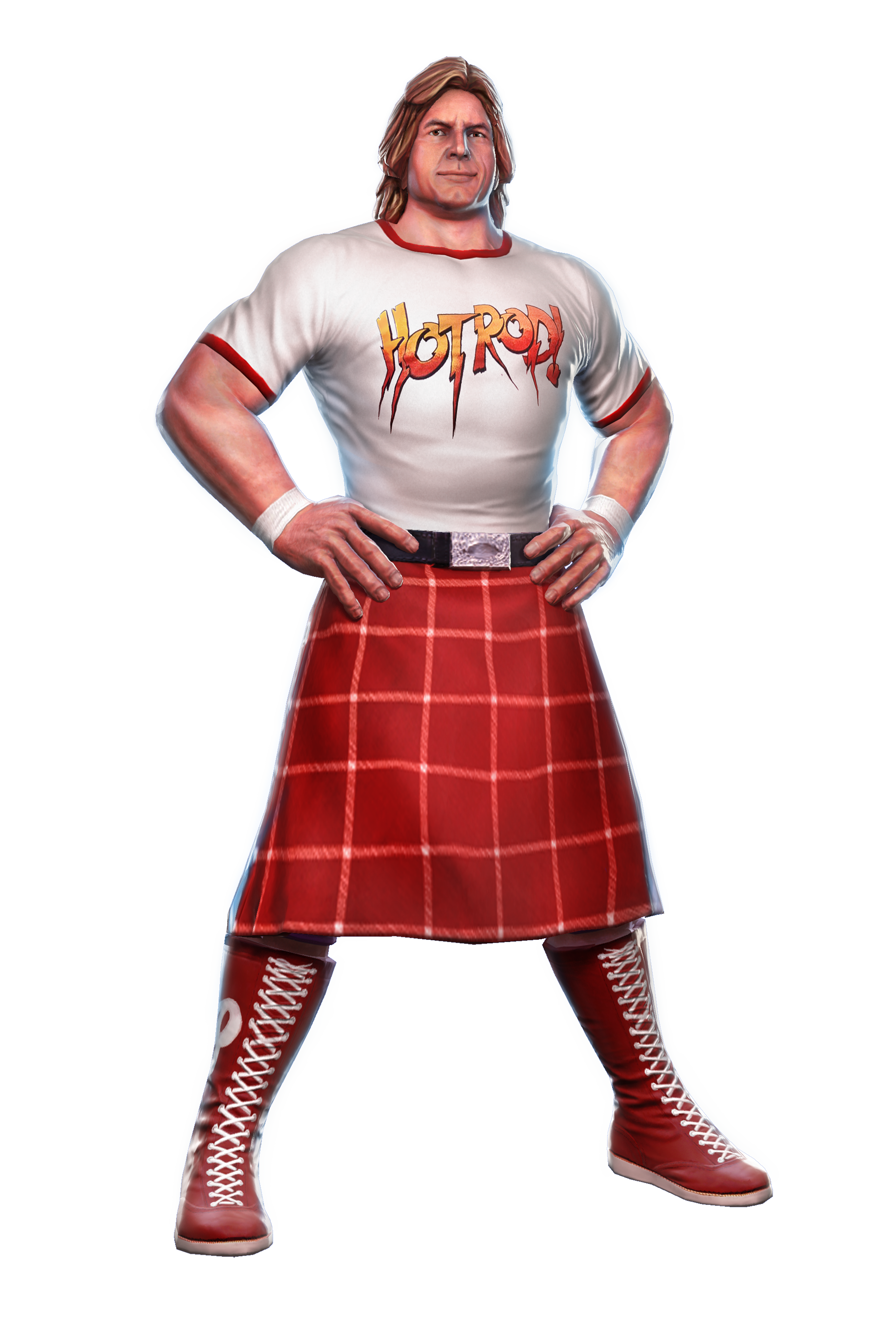 Roddy Piper - WWE All Stars Wiki