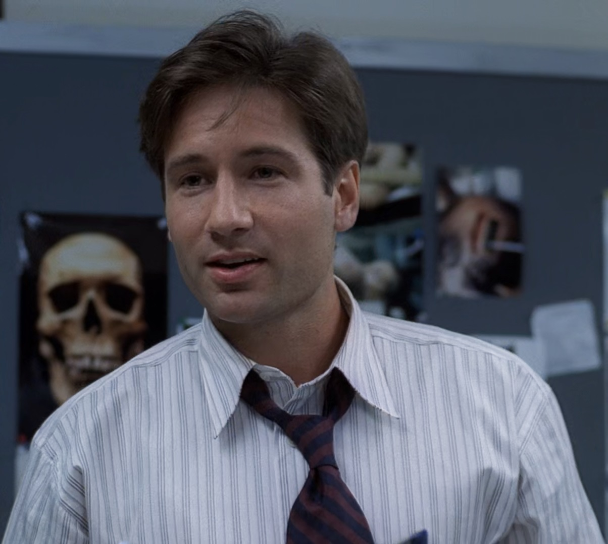 X Files Mulder. Added by Mulder