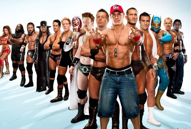 All WWE Superstars