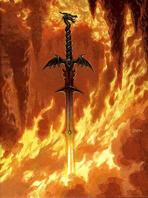 [5th Division] Armory FireSword