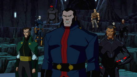 YOUNG JUSTICE S02E19