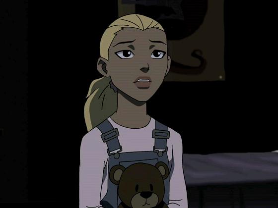 Young Artemis pngYoung Justice Artemis