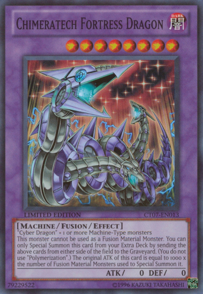 The gallery for --> Chimera Dragon Yugioh