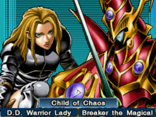 Child of Chaos - Yu-
