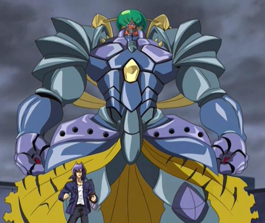 File - ZaborgtheThunderMonarch-JP-Anime-GX-NC.png - Yu-Gi-Oh! Zaborg The Thunder Monarch