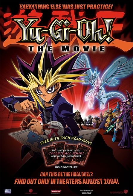 Yu-Gi-Oh! - Season Three movie