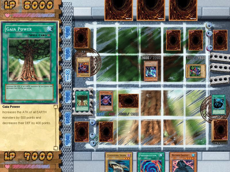 Yu-Gi-Oh - Power Of Chaos (Joey The Passion) JTP_Duel_Field