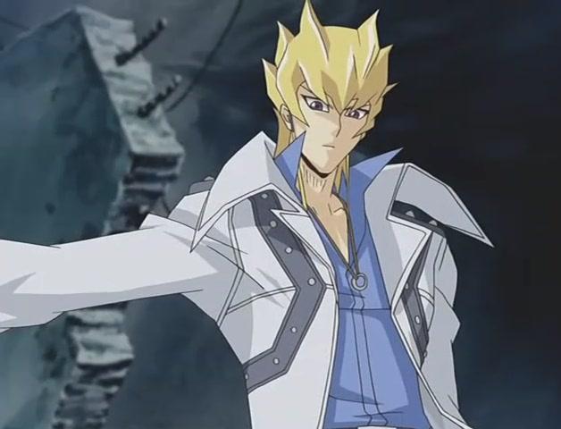 Yu-Gi-Oh Duel Academy Jack
