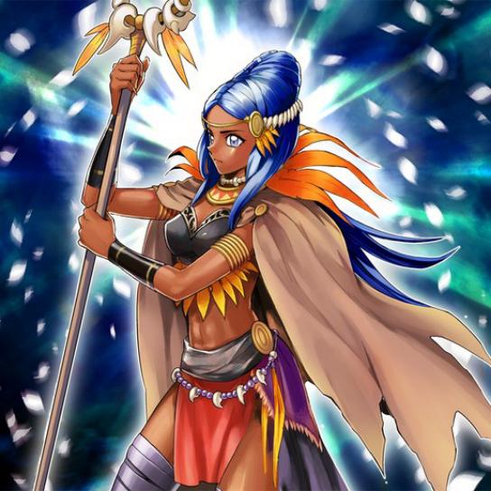 Amazoness Fighter