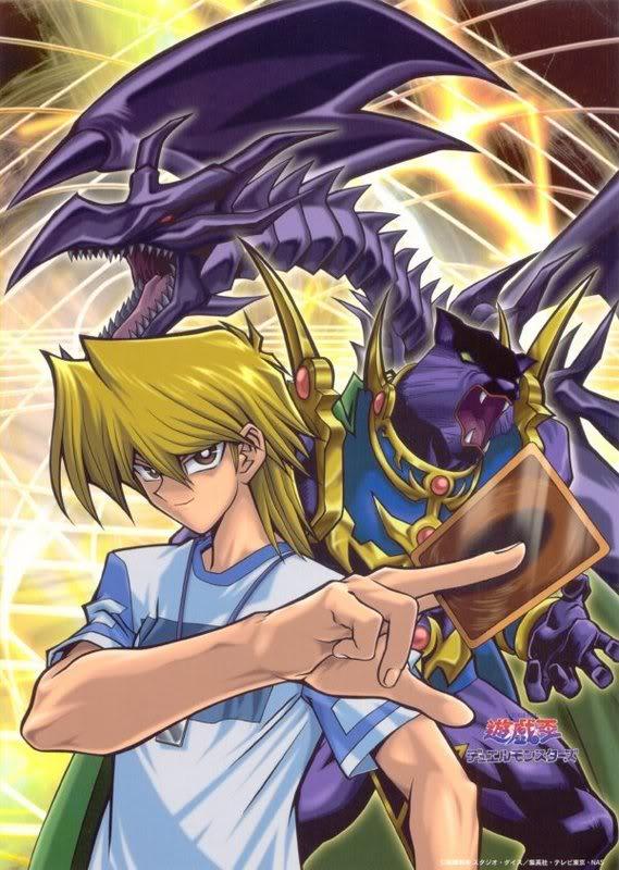 Yu-Gi-Oh! Breve Historia, Personajes, Cartas e Imágenes. Joey_wheeler