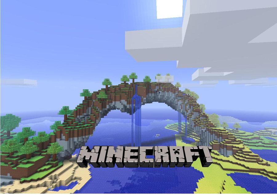 Minecraft es un videojuego independiente de construcción de tipo