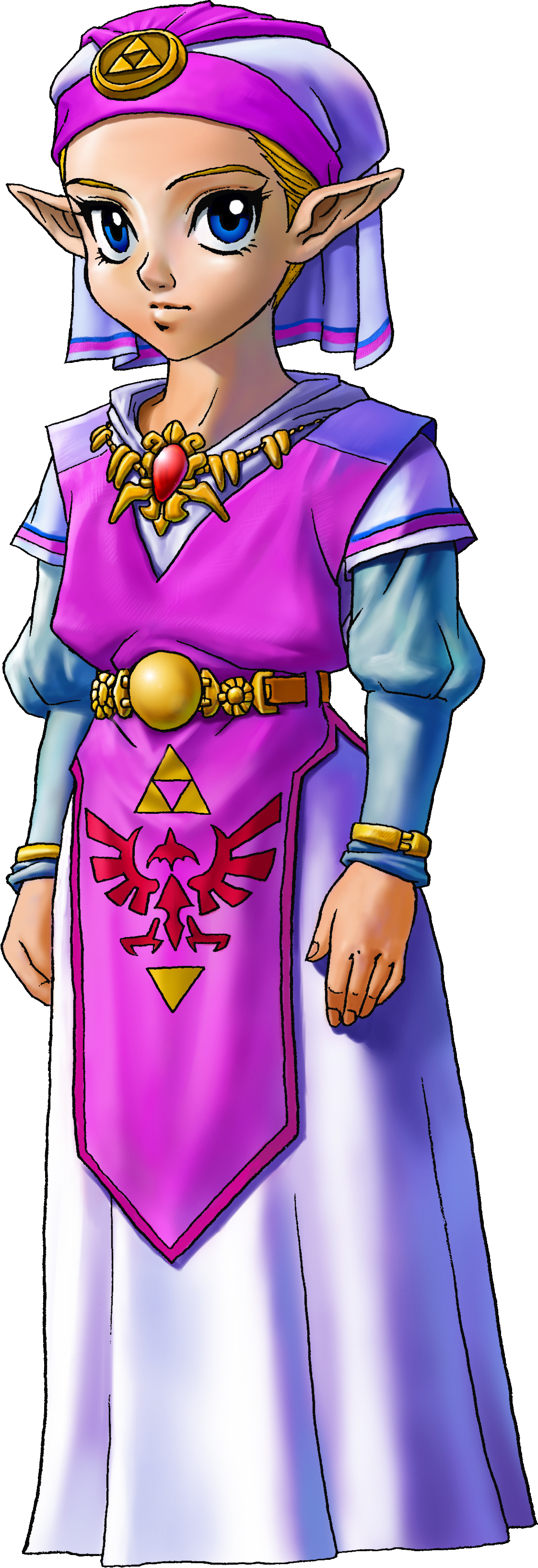 [POST OFICIAL] The Legend of Zelda: Ocarina of Time 3D Young_Princess_Zelda_%28Ocarina_of_Time%29