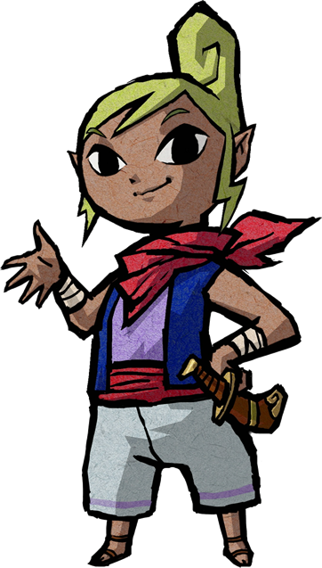 Tetra - Zeldapedia, the Legend of Zelda wiki - Twilight Princess ...