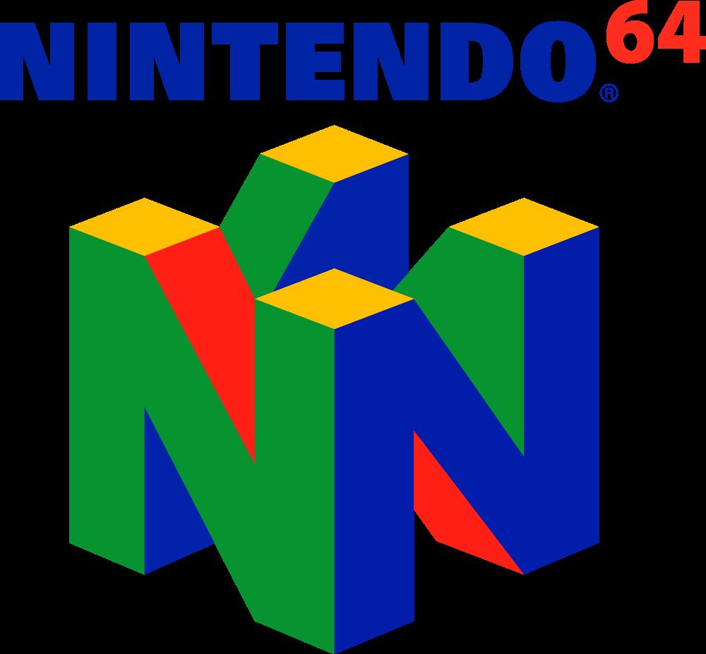 Nintendo 64 logo png