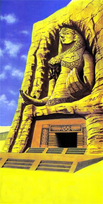 The Legend of Zelda  Ocarina of Time  spirit temple
