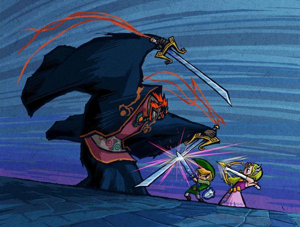 Still my favorite Ganondorf