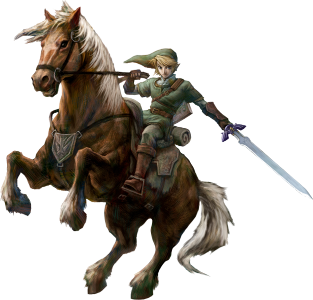 Epona - Zeldapedia, the Legend of Zelda wiki - Twilight Princess ...