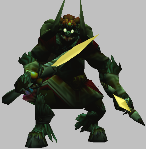 Ganon (Ocarina of Time) - Zeldapedia, the Legend of Zelda wiki - Twilight