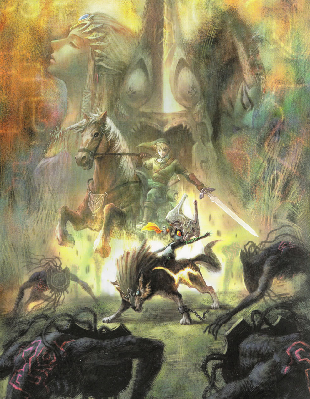 The Legend of Zelda: Twilight Princess - Zeldapedia, the Legend of ...