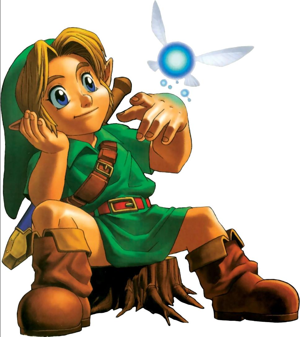 Link Artwork 1  Ocarina of Time  png - Zeldapedia  the Legend of Zelda    Zelda And Link Kiss Ocarina Of Time