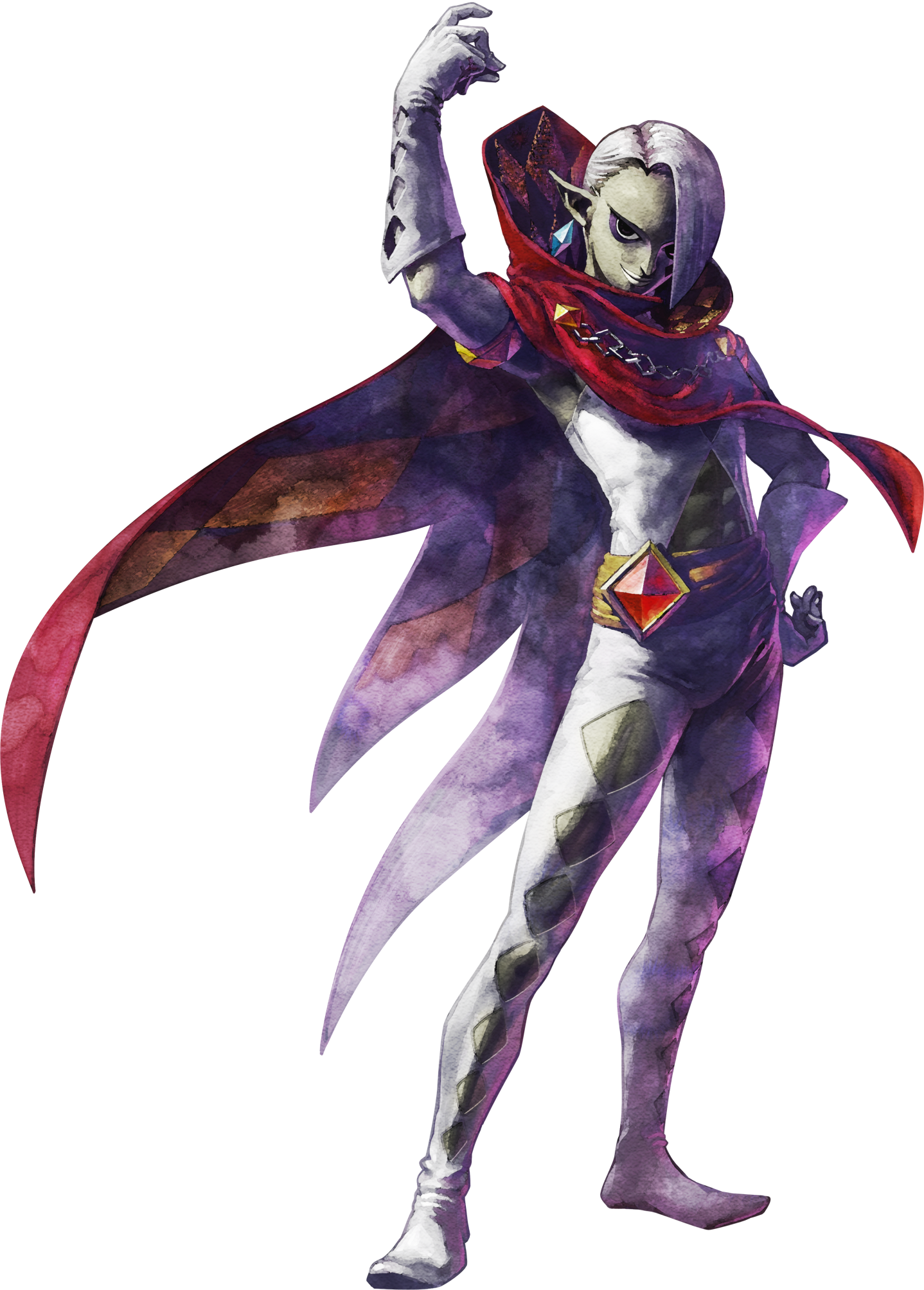 Is Ghirahim Offensive?