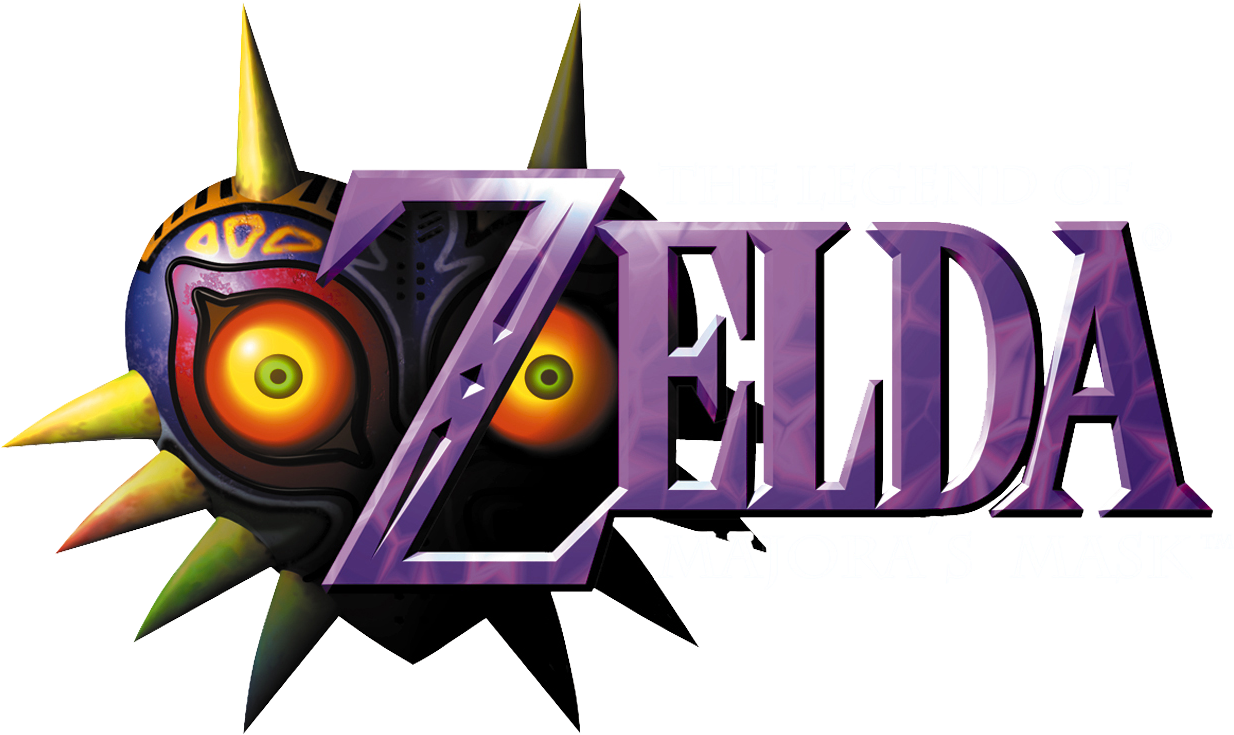 [ Dicas - Nintendo 64 ] Legend of Zelda - Majora's Mask The_Legend_of_Zelda_-_Majora%27s_Mask_%28logo%29