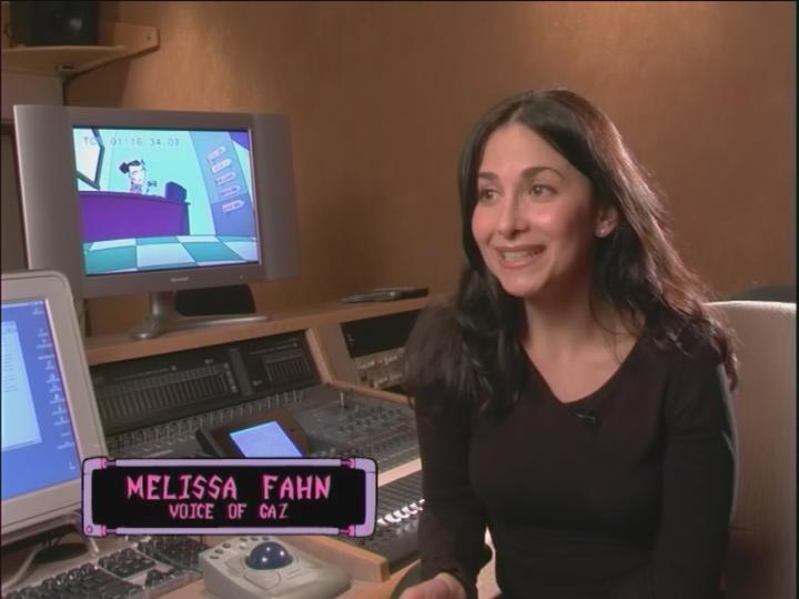 Melissa Fahn - Invader ZIM Wiki