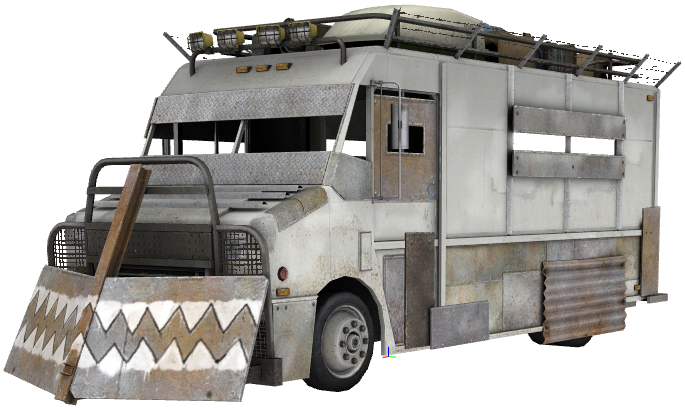 Bug Out Bus : Bug out survival zombie proof vehicles dfw mustangs