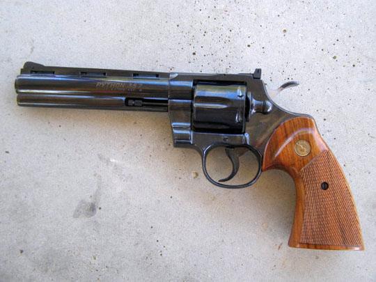 Colt Python Elite 4 Stainless