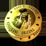 Dukes Kasino Spielmarke