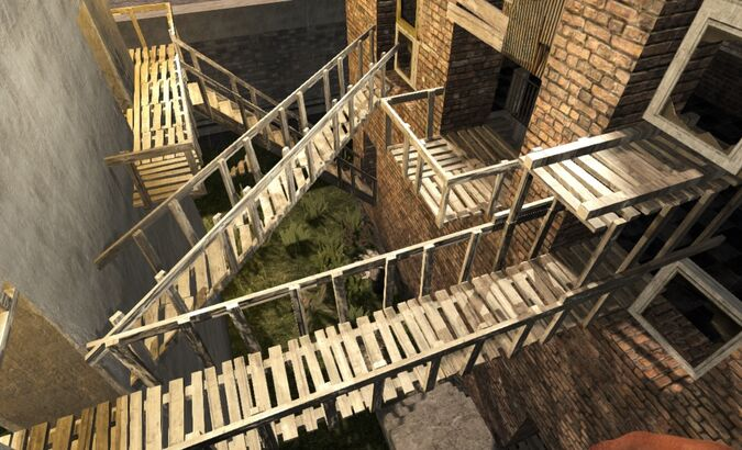 Wood Catwalk Official 7 Days To Die Wiki