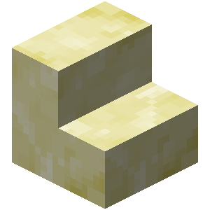 Natural Limonite Ivory Stairs.png