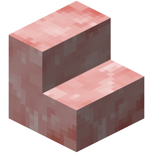 Natural Rosite Ivory Stairs.png