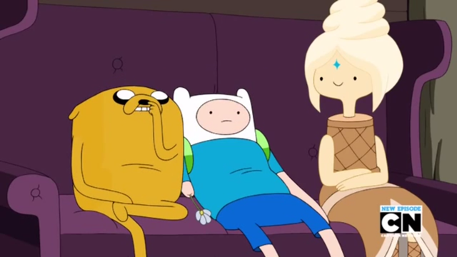 S6e6 Jake, Finn, and FYP