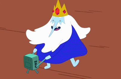 S5e5 Ice King dancing with BMO