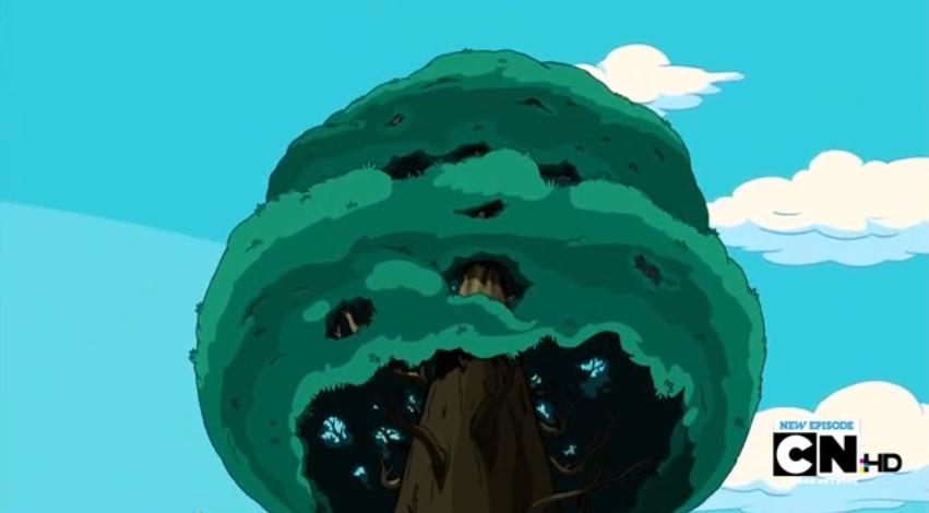 S5 e4 The tree