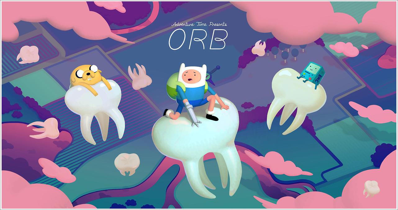 Orb alternate palette