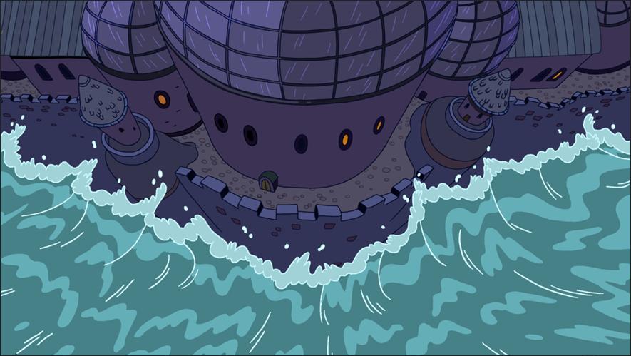 Oceanfrontside