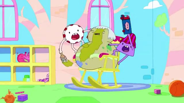 S4e10 candy nanny and candy kids
