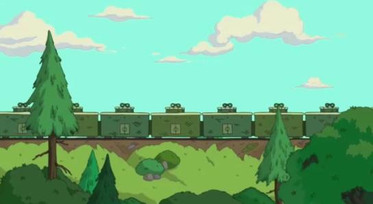 S5 e36 The train