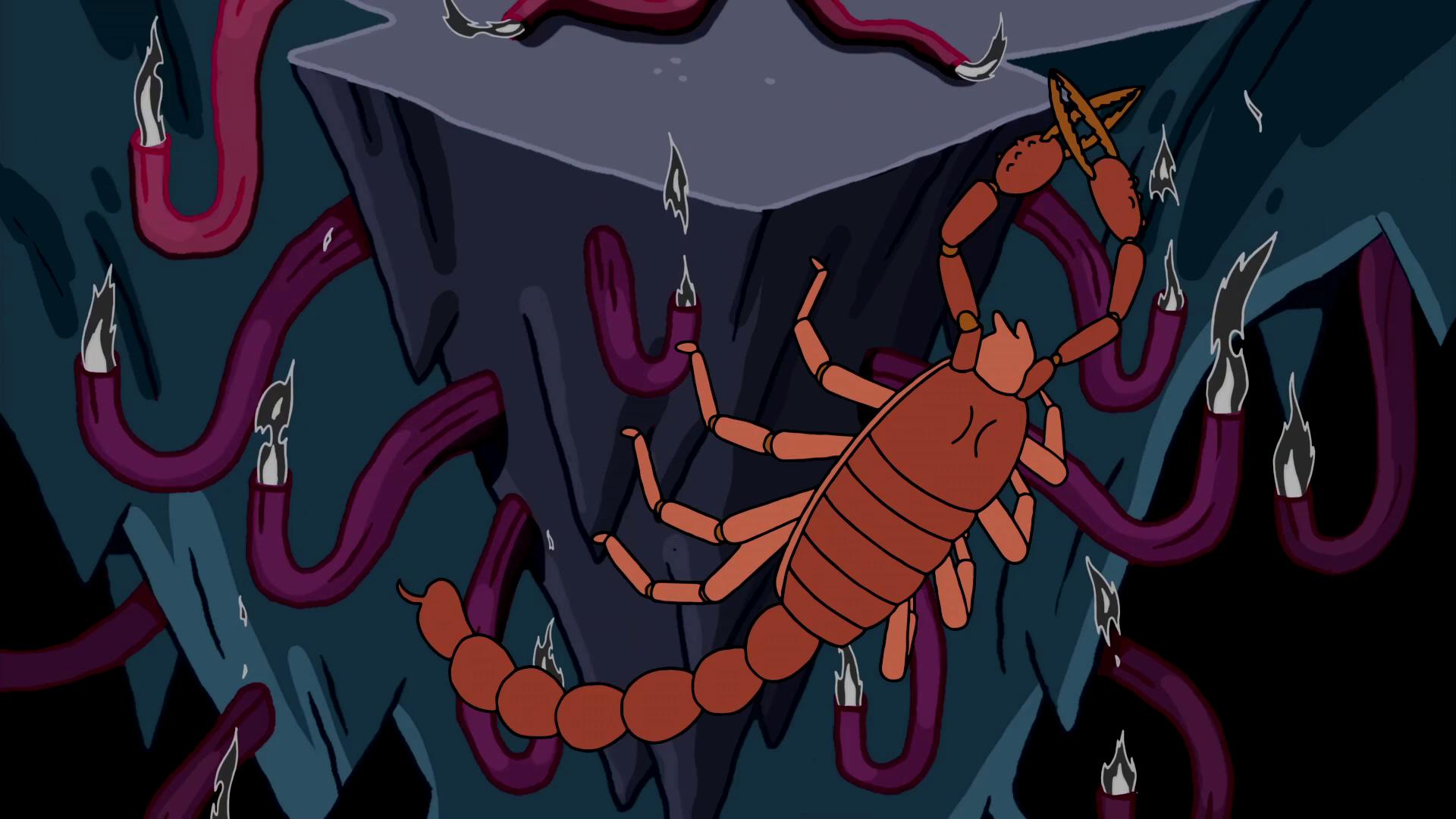 S2e17 Scorpion