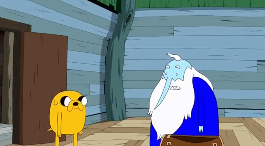 S5 e32 Ice King and Jake