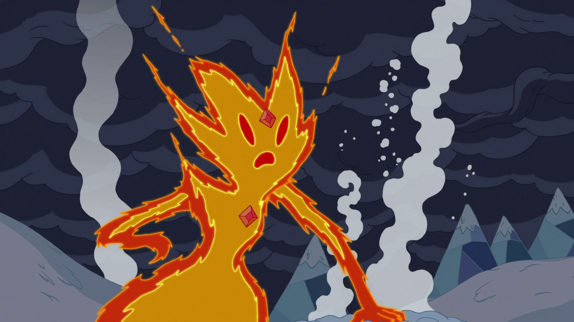 Mad Flame Princess