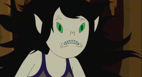 S5 e38 Marceline freaking out