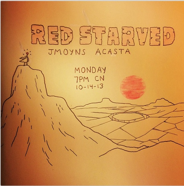 Red Starved