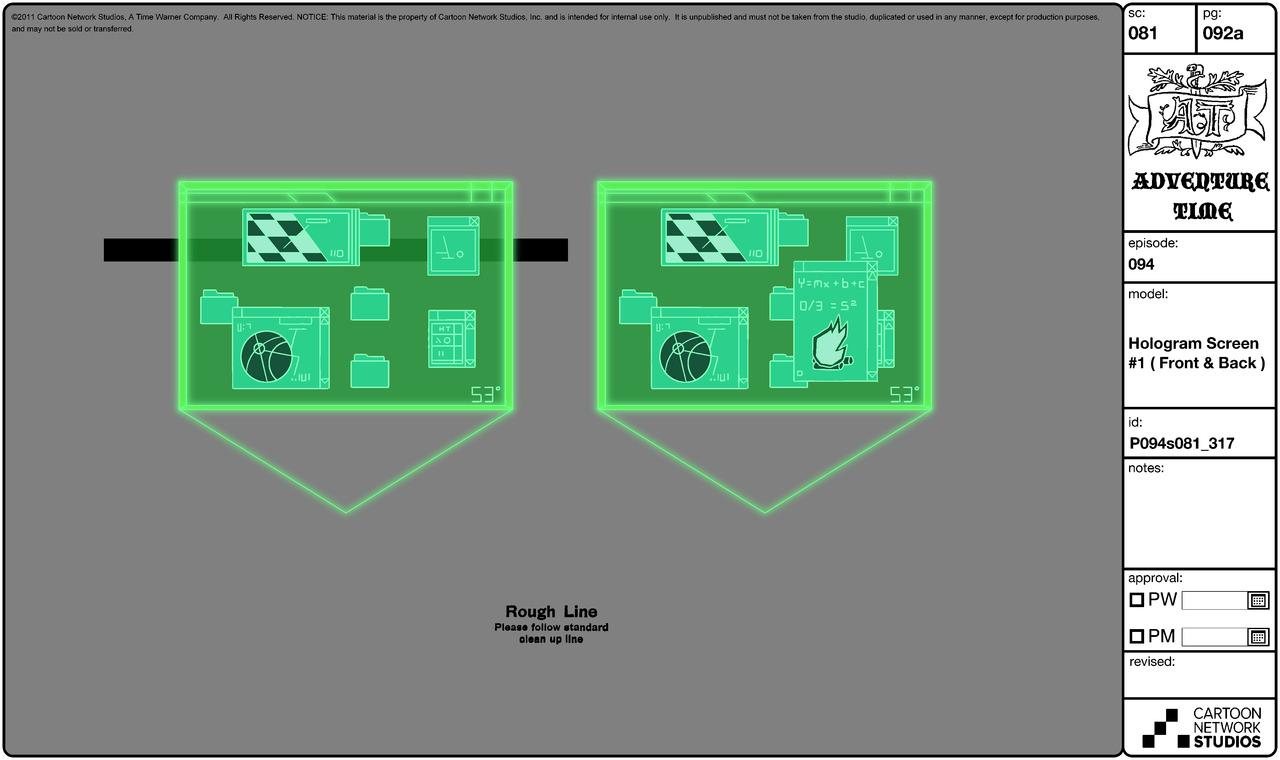 Modelsheet hologramscreen-1(front&back)